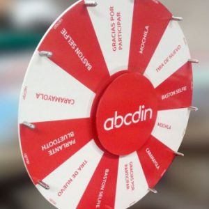 RULETA ABCDIN