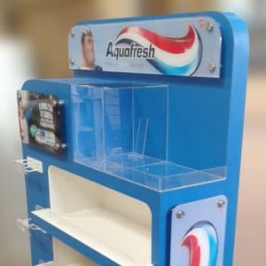 EXHIBIDOR AQUAFRESH