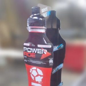 EXHIBIDOR POWER ADE