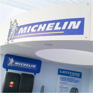 STAND MICHELIN